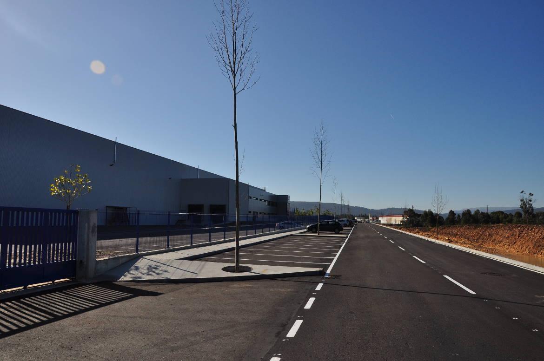 Polígono Industrial – Forte do Tuido – Valenca (Portugal)