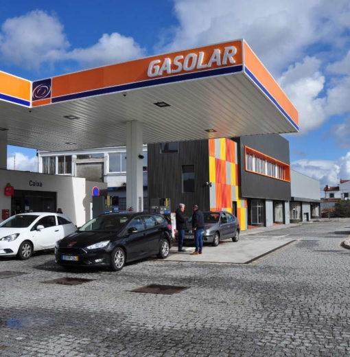 Gasolinera en Lanhelas – Caminha (Portugal)