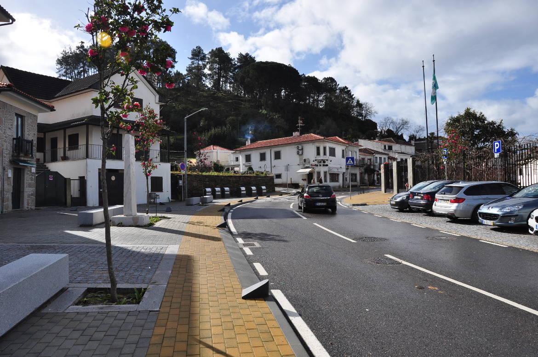 3ª Fase Envolvente da escola en Vila Nova de Cerveira (Portugal)