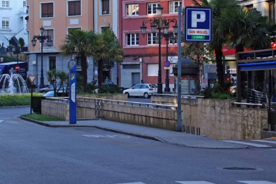 Parking de San Miguel (Oviedo)